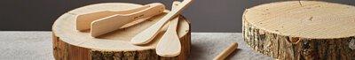 De Buyer | Beech wood spoons & spatulas