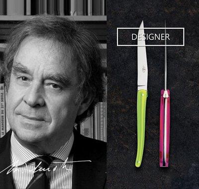 Wilmote has designed its Laguiole knives for Forge de Laguiole