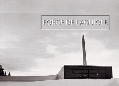 The original Forge de Laguiole® knives are fully handcrafted in-house, at their forge in the village of Laguiole France