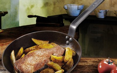 DE BUYER Mineral B | Iron frypan