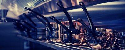 DE BUYER Inocuivre | Copper cookware cast-iron handles