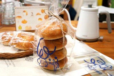 貝果袋.餅乾袋.麵包袋.西點袋