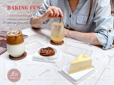 生日蛋糕 蛋糕盒 草莓蛋糕 手提盒 透明蛋糕盒 白色蛋糕盒