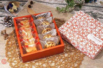 簡易盒 點心盒 餅乾盒 禮盒 紙盒 中秋