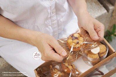 餅乾袋 春節 新年 甜點袋 封口袋 豆塔袋