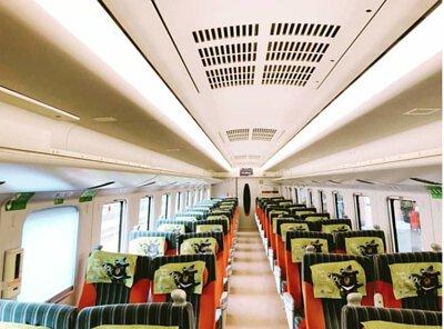 P.Seven企業香氛訂製   台鐵觀光專列 - 『洄瀾之心』列車香氛