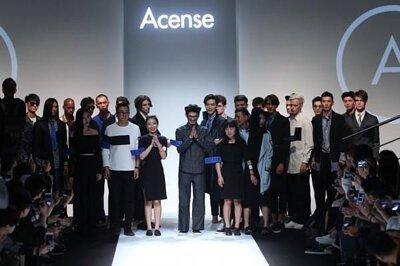 P.Seven舞台香氛訂製  2017SS上海時裝周『ACENSE』