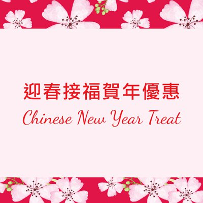 Ans網店限定,新春優惠, 農曆新年,恭賀新春, 迎春接福,賀年優惠,Online Promotion, Happy Chinese New Year, Lunar New Year, New Year Special Offer