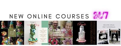 Online courses blossom cakes alan dunn kelvin chua petya shmarova