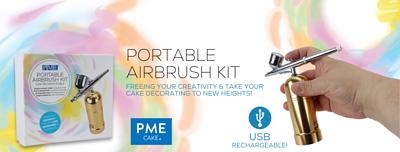 PME Portable Airbrush Kit