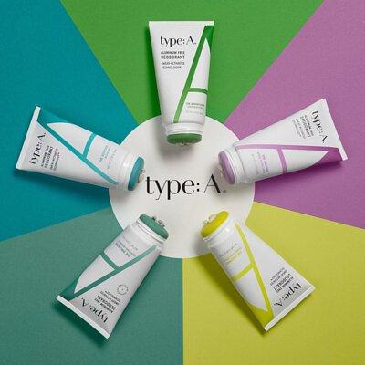 Type:A 體味清香乳