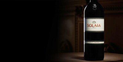 安蒂諾里.索拉亞紅酒. Solaia 2015