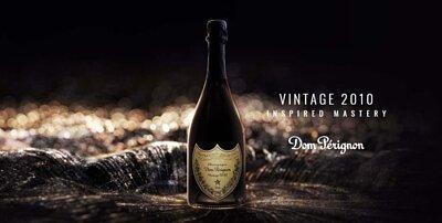 香檳王 2010 Dom Pérignon Vintage Champagne 2010