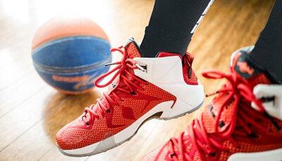 專業籃球襪:籃下霸主