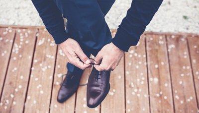 氣墊紳士襪:紳士藏鋒