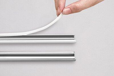 可拆式不鏽鋼吸管,用矽膠條無縫隙銜接環保吸管
