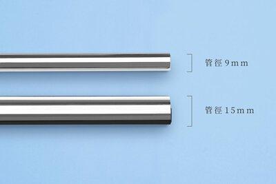細的環保吸管管徑9mm,粗的環保吸管管徑15mm