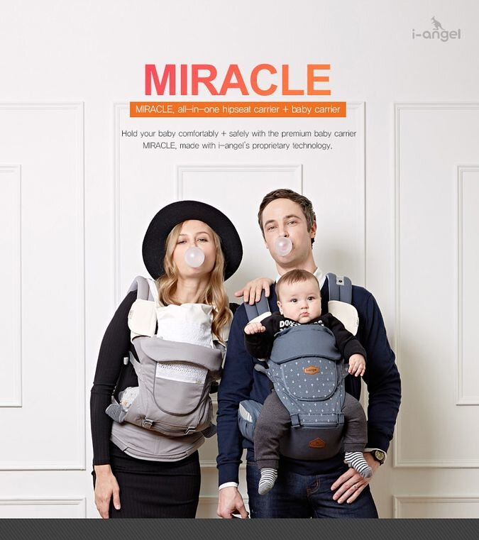 Kyle Vivian Hk I Angel Baby Carrier