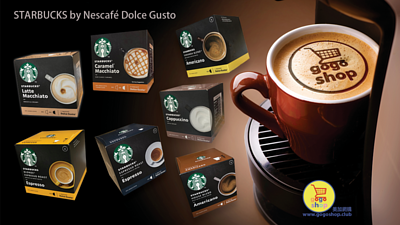 Starbucks by Nescafe Dolce Gusto