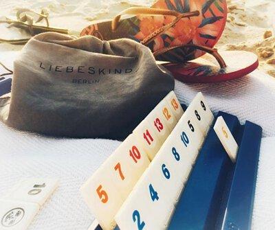策略×思考×教育。 Rummikub 以色列思考神經遊戲