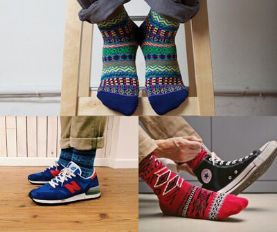 CHUP日本職人襪飾