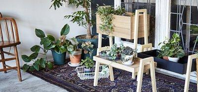 日本工作桌腳,收納盒,Brid,