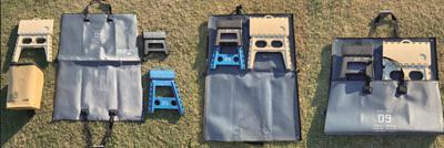 Slowe防水收納提墊袋
