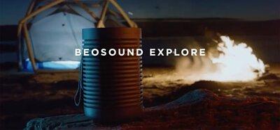 B&O Beosound Explore 防水戶外攜帶式藍牙音響