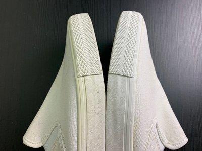 清潔完後的小白鞋