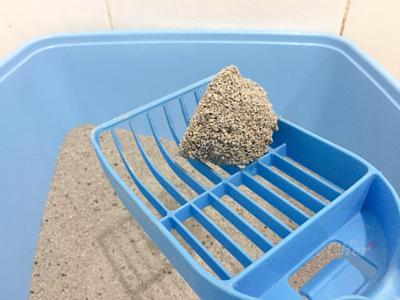 礦砂凝結力