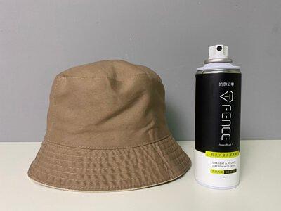 帽子汗乾洗消臭清潔慕斯產品