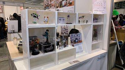 REVOCASE展示盒搭建出不同形式的展示櫃