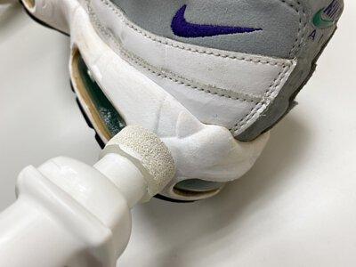 白鞋特工補色