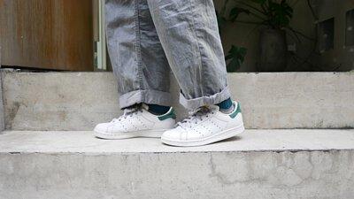 經典stan smith白鞋