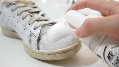 清洗stan smith鞋