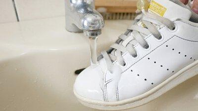 沖洗stan smith白鞋
