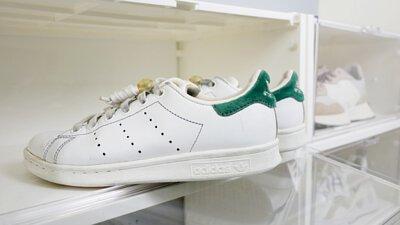 清洗鞋後放置陰涼處