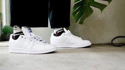Stan Smith 是堪稱Adidas最經典、銷量最好的一雙鞋