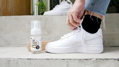 白鞋控也要懂得白鞋保養