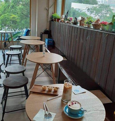 香港 Naturally Choice lifestyle Cafe「淳·生活咖啡館」