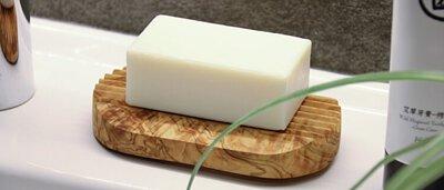 新品上市防軟爛橄欖木皂盤