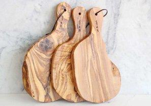 橄欖木砧板
