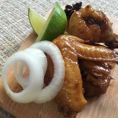 麥香烤雞翅