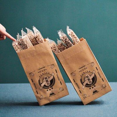 古法熬製的麥芽糖,融合台灣膨發好米,品嘗古早味爆米香