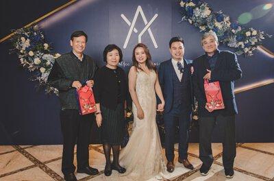 【青鳥旅行 X 台中林酒店】Alfee & 言言 客製結婚禮盒 (2019.03.23)