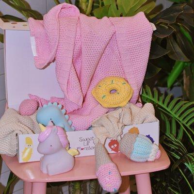 療癒睡覺禮盒, xmas bundle, xmas giftbox, 寶寶毯, little lovely company, 夜燈