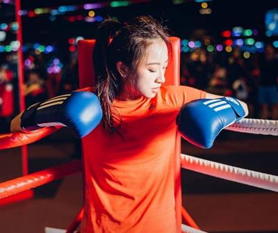 女生打拳有甚麼好處? 拳套該怎麼選擇?