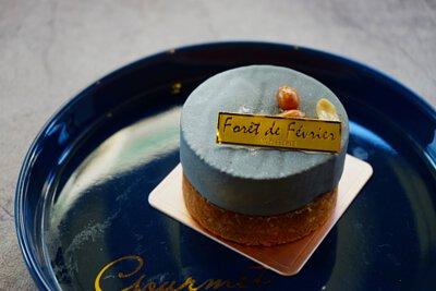 台中法式甜點、二月森、 #手工餅乾, #手工喜餅, 水泥, #喜餅推薦
