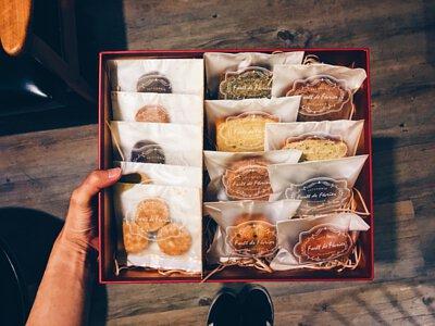 手工喜餅禮盒marry me