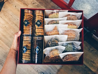 喜餅禮盒marry me
